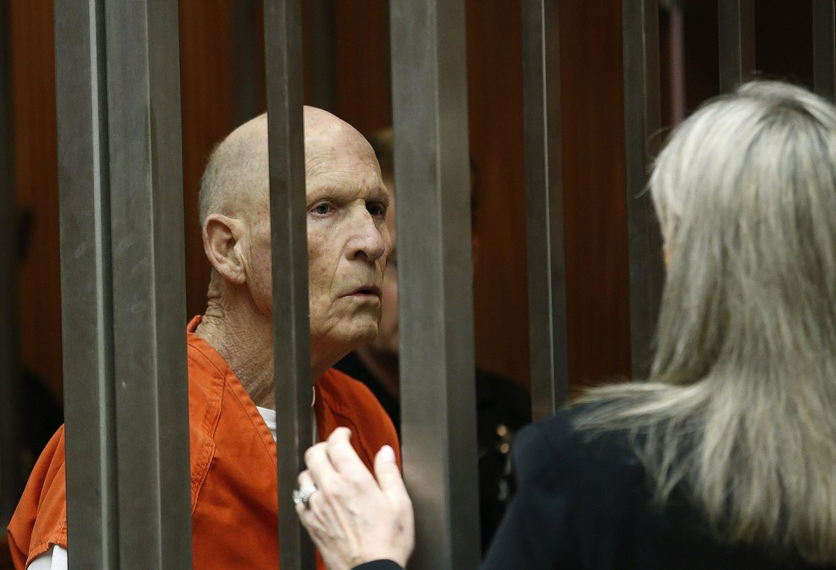 Joseph James DeAngelo, suspected of being the Golden State Killer,