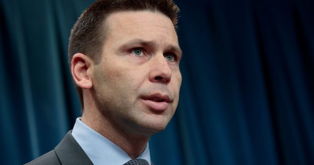 Kevin McAleenan asks for $5 billion wall