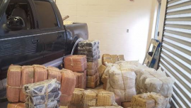 Alleged Seatbelt Violation Leads to Rhode Island State Police Seizing 94 Pounds of Marijuana and a Set Nunchucks