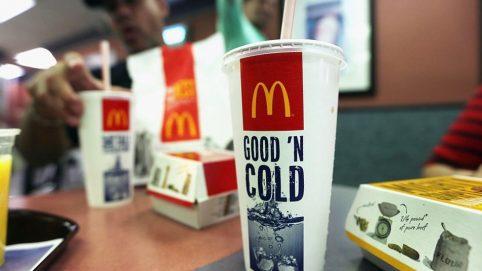 McDonald's Customers in a Frenzy Over Latest Product Change