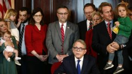 Ohio Governor Signs Bill Banning Abortions After Heartbeat is Detected