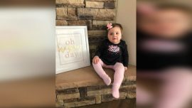 Toddler Cancer-Free After 15 Months of Treatment