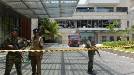 Sri Lankan Bombing 'Mastermind' Named as Factory Where Jihadis Plotted Is Pictured