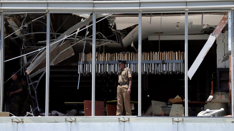 Sri Lanka Suicide Bomber Got in Line at Hotel Buffet Before Setting Off the Blast