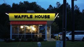 Man Shot Dead at Waffle House After Handing Out $20 Bills