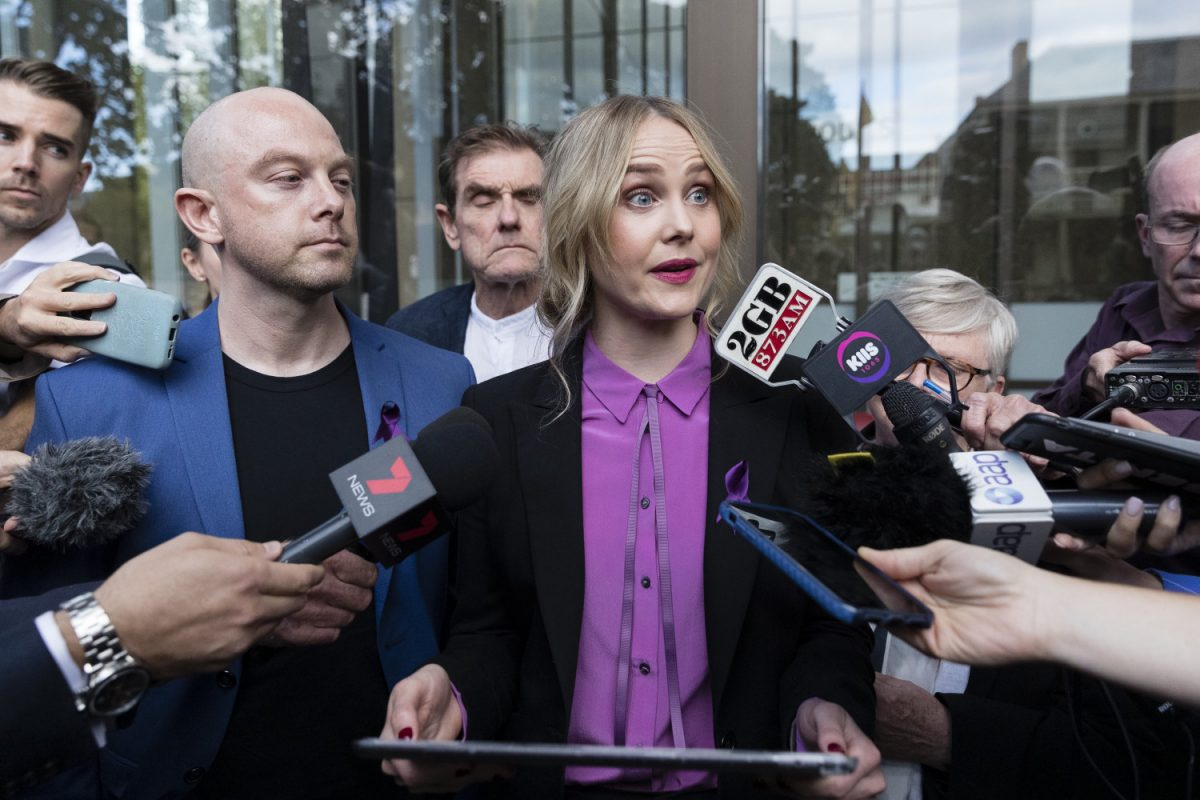 Geoffrey Rush Wins Defamation Case Against Daily Telegraph