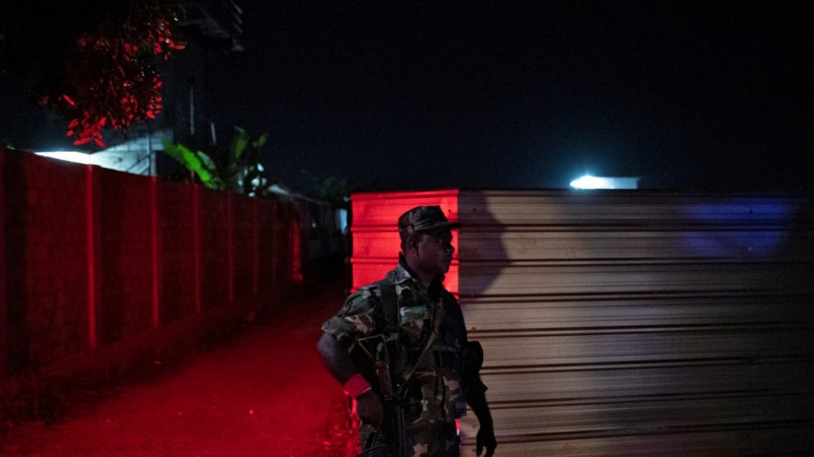 Sri Lanka Police Discover Suspected Training Camp for Islamist Extremists