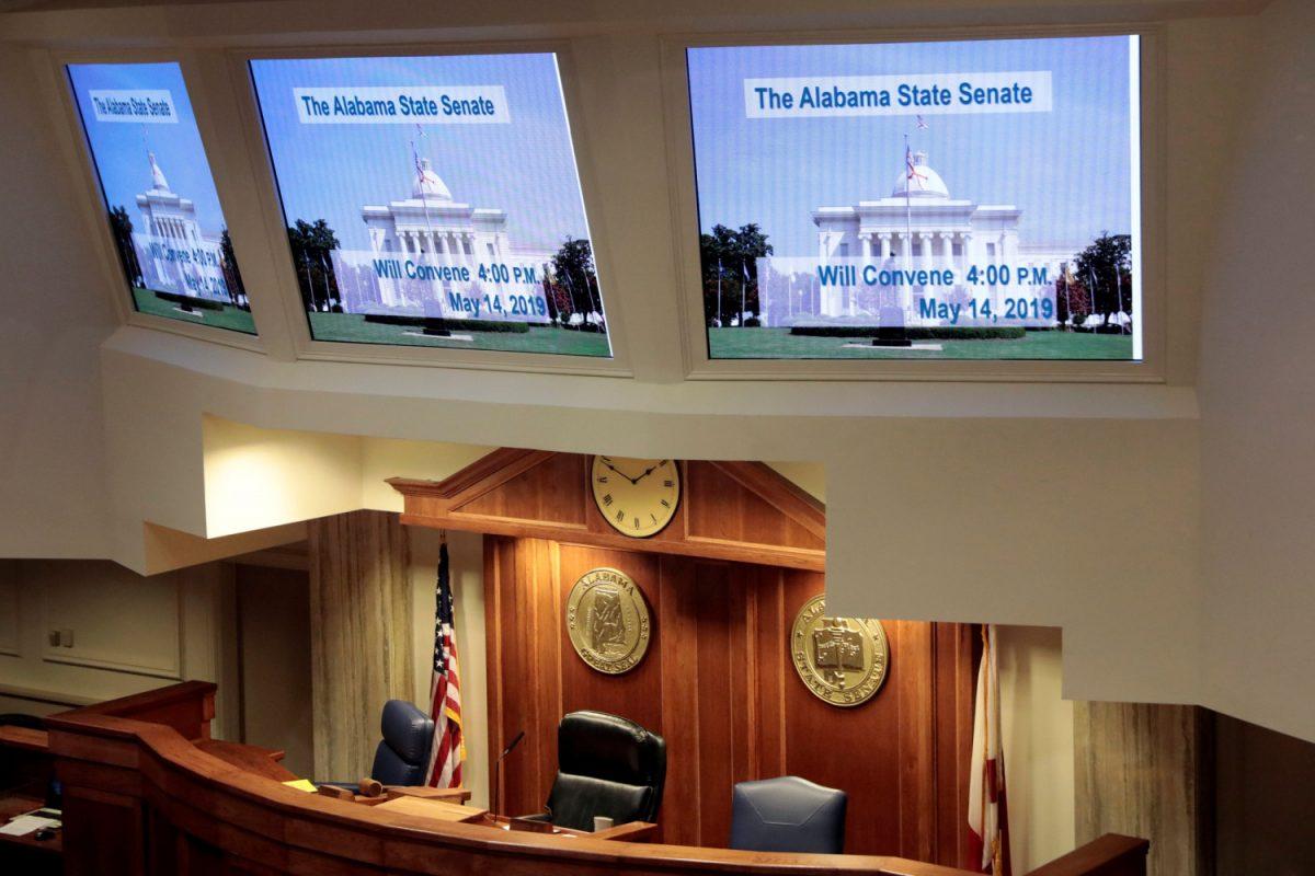 Alabama State Senate,