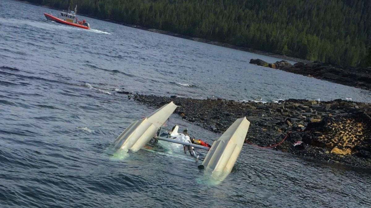 Alaska airplane crash