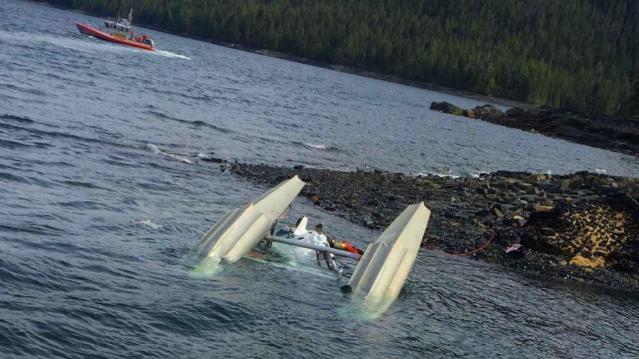 Coast Guard: 2 More Bodies Found After Alaska Planes Crash