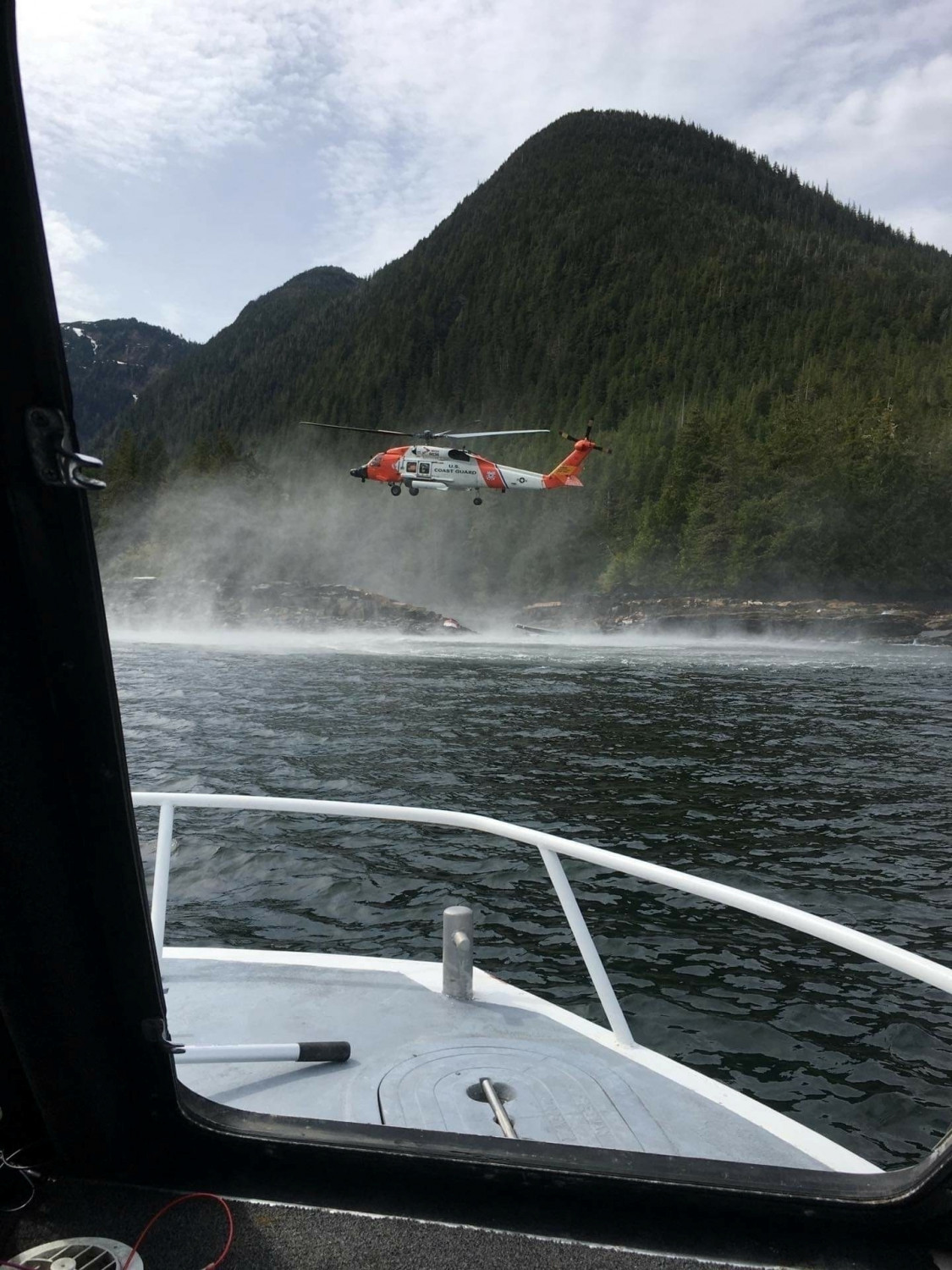 Alaska floatplane crash 3