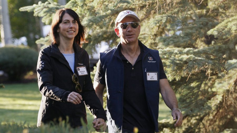 Former Wife of Amazon Founder Jeff Bezos Will Give Away $18 Billion