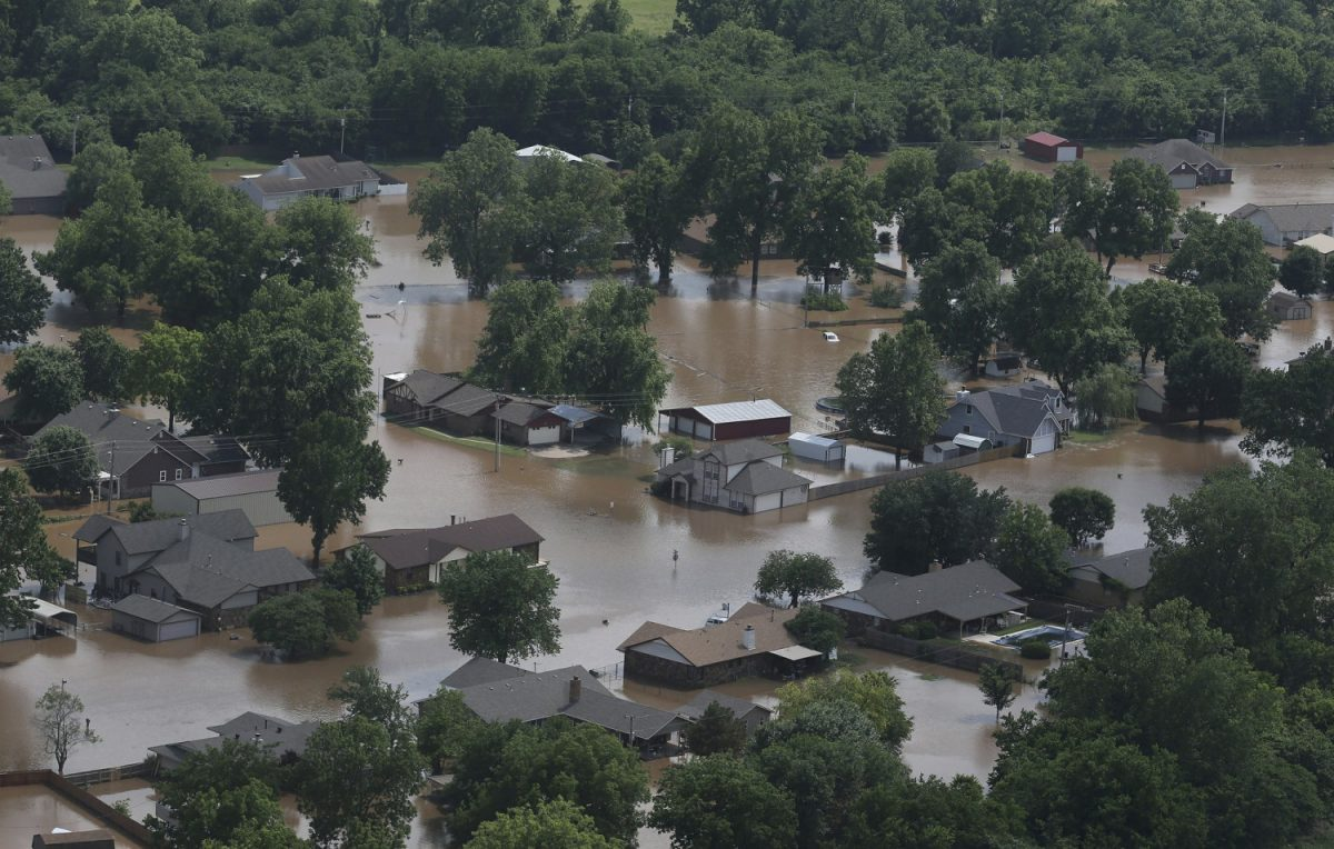 Arkansas River floods 2