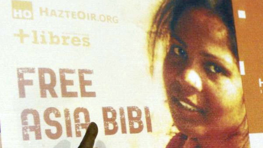 Pakistani Christian Asia Bibi Has Left the Country: Lawyer, Media