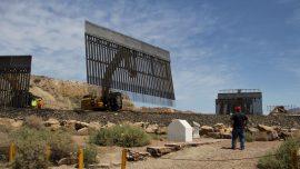 Veteran Builds Private Half-Mile Border Wall in El Paso District
