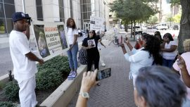 'Justice for Maleah!' Protesters Say Missing Girl's Mother Should Be Charged