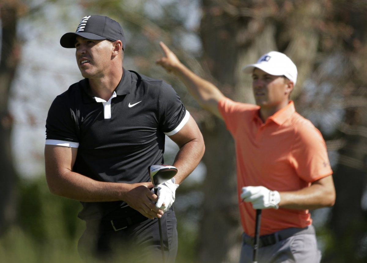 Brooks Koepka PGA championship 2