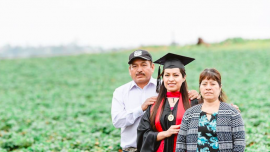 Cal State San Marcos Student Beats Incredible Odds to Earn Her Masters Degree