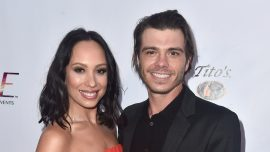 'Dancing With the Stars' Cheryl Burke Marries Actor Matthew Lawrence