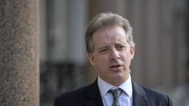 Former British Spy Christopher Steele Agrees to Questioning By US Officials