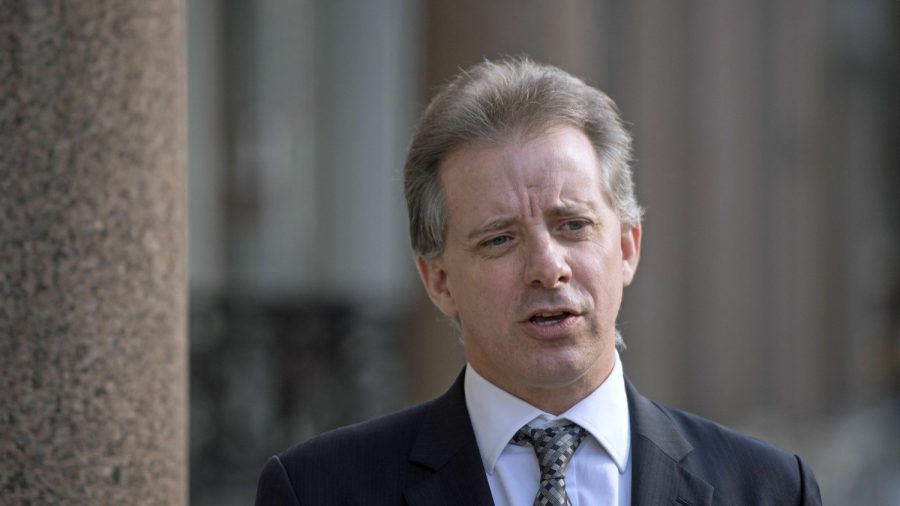 Christopher Steele: MI6 agent to face questions on Trump sex dossier