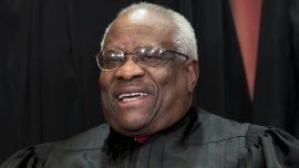 Justice Thomas: Supreme Court Needs to Confront Abortion Being Used as a 'Tool of Eugenic Manipulation'