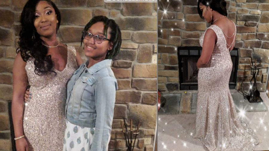 Teen Creates Dazzling Dress From Scratch for Big Sister's Prom Night