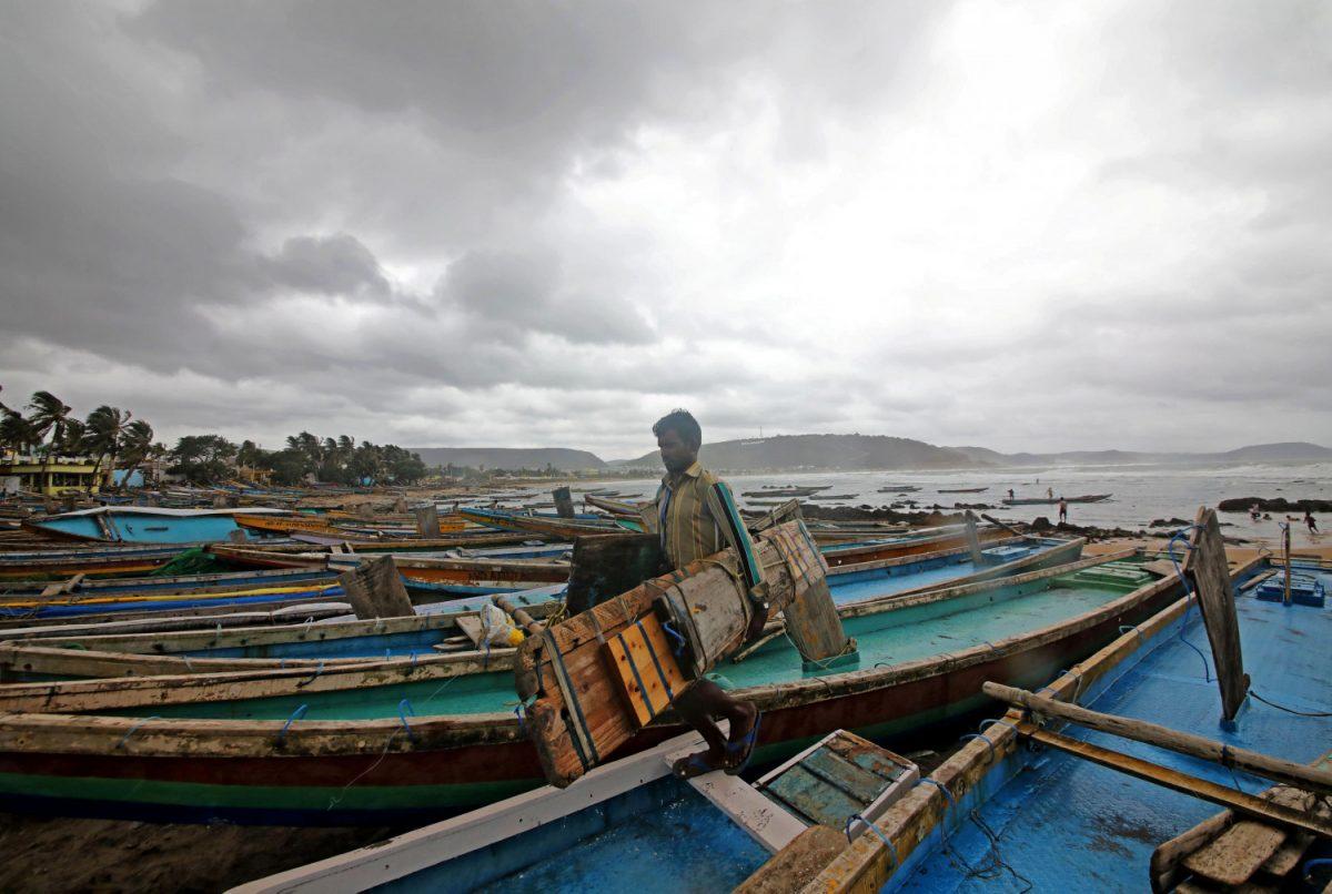 Cyclone India 1