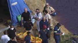Police Find Body in Cyprus Lake, Tie Rape to Serial Killings
