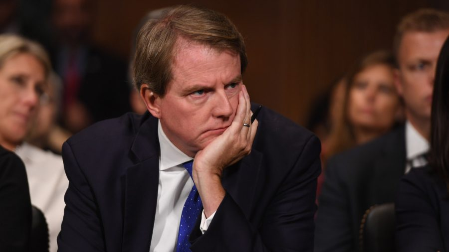 Former White House Counsel Defies Democrats' Subpoena