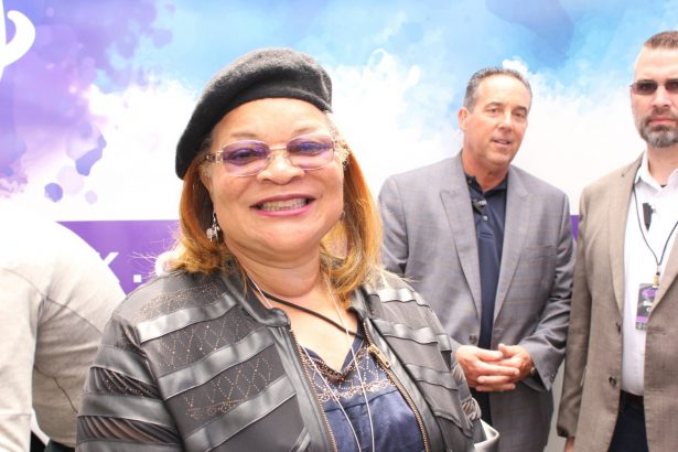 Dr. Alveda King alive from New York