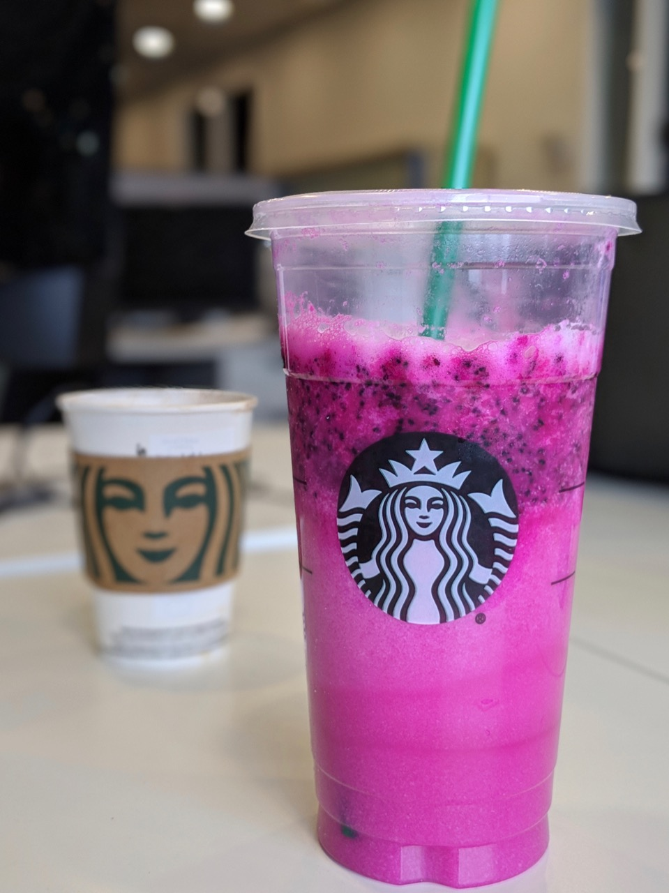 Dragon Drink Starbucks