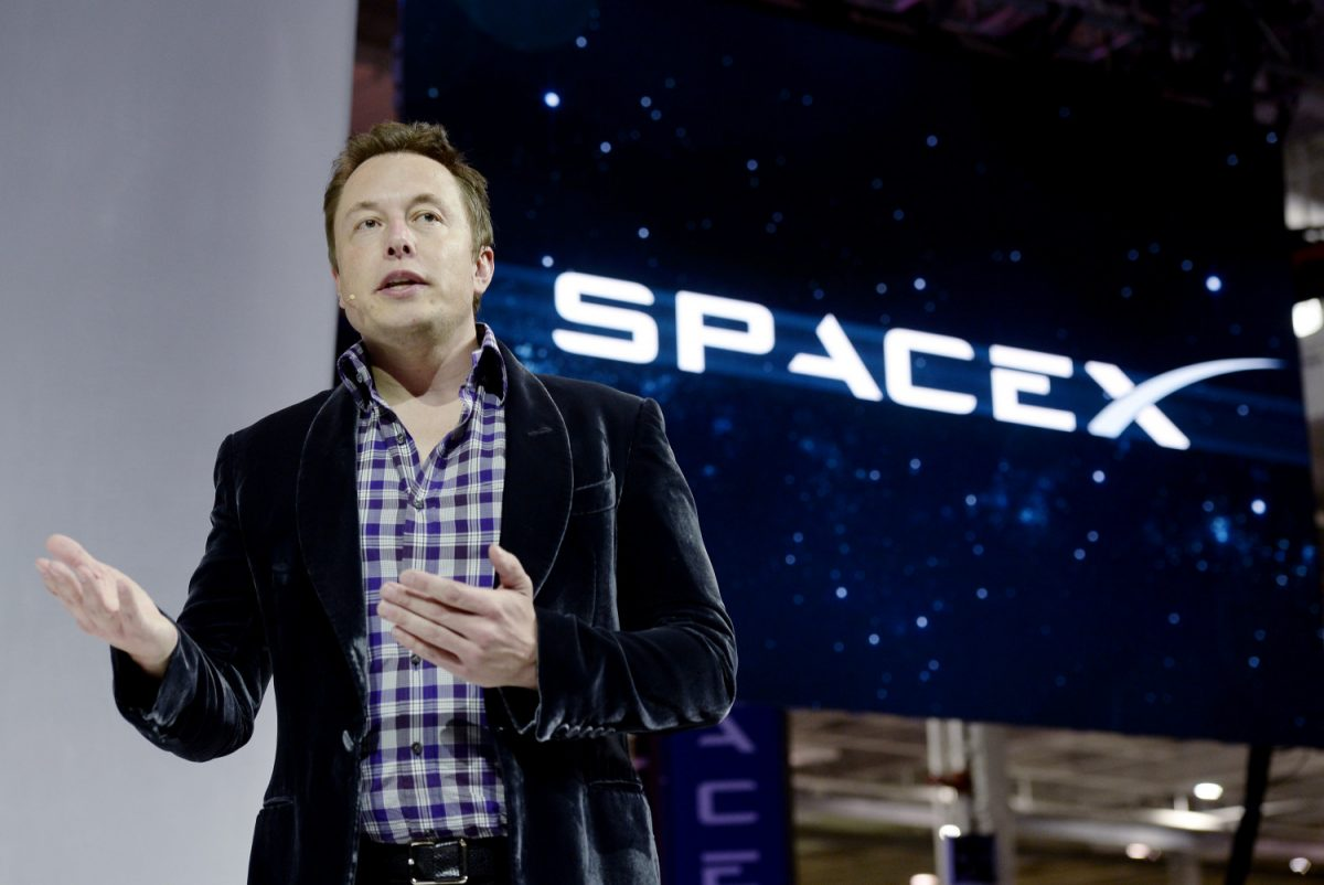 SpaceX Will Launch Its First 60 Satellites to Deliver Internet From Space