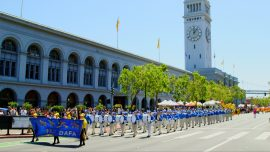 San Francisco Celebrates 27th Falun Dafa Anniversary With Parade