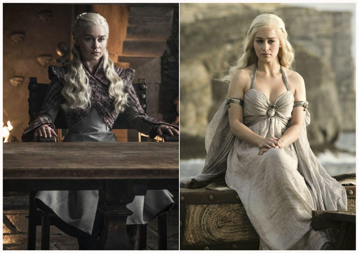 Emilia Clarke Game of Thornes 1