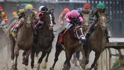 Trump Calls out Kentucky Derby Decision to Disqualify Winner