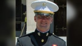 Marine Corps Says Platoon Commander Killed in Accident