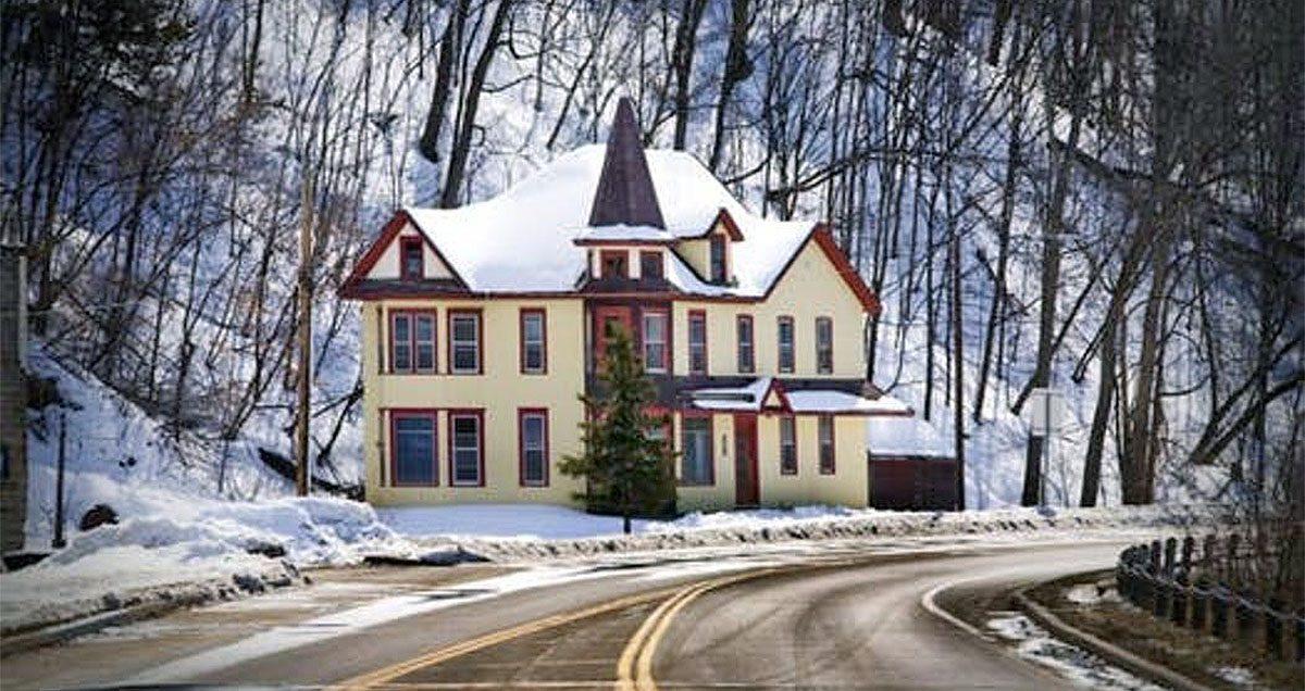 Dream House Exterior Victorian