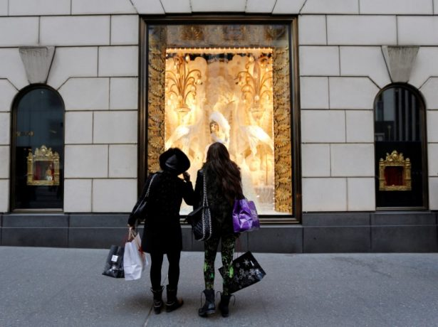 US Consumer Sentiment Jumps to 15-Year High