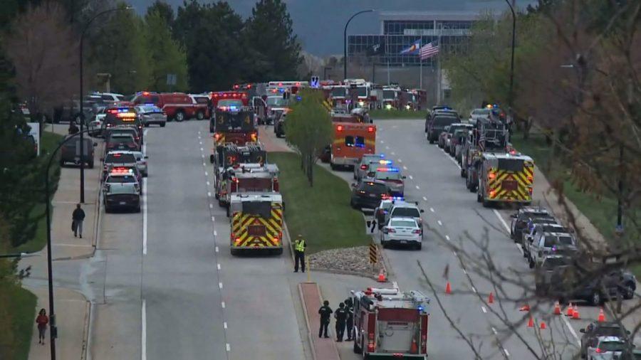 At Least Seven Injured in School Shooting in Suburban Denver, 2 Suspects in Custody