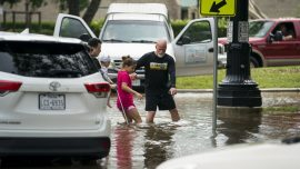 Storms Wreak Havoc on Texas Again This Week, Flooding Roads and Dropping Hail the Size of Ping-Pong Balls