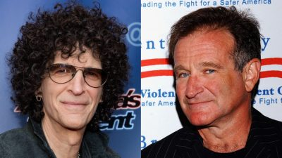 Howard Stern Calls Interview With Robin Williams His Biggest Regret