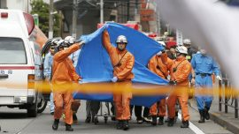 Mass Stabbing in Kawasaki City Near Tokyo, At Least 16 Hurt Including Children