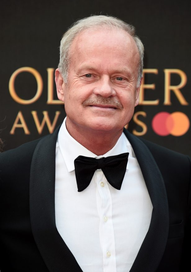 Kelsey Grammer and guests attends The Olivier Awards 2019
