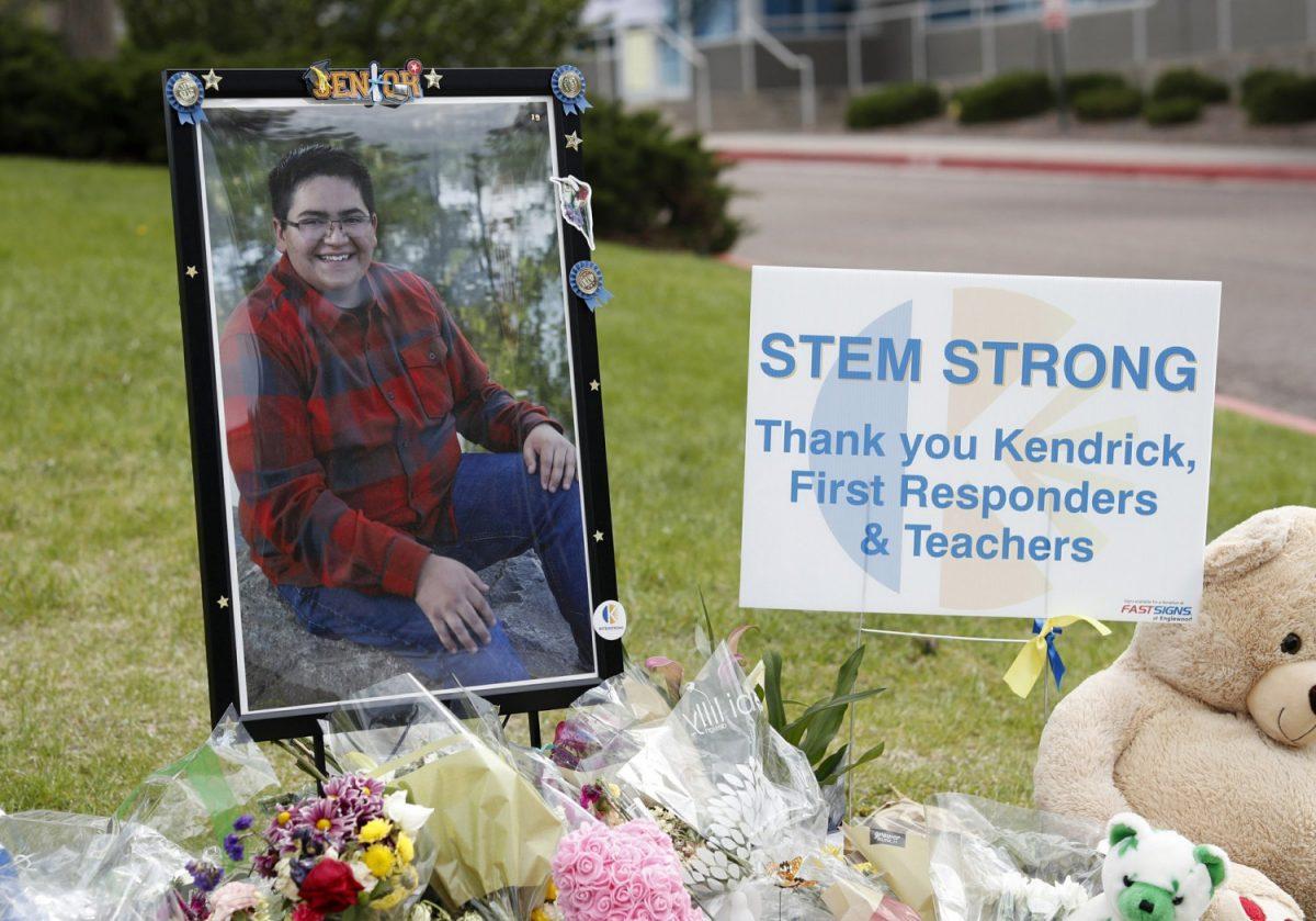 Kendrick Castillo STEM School Highlands Ranch