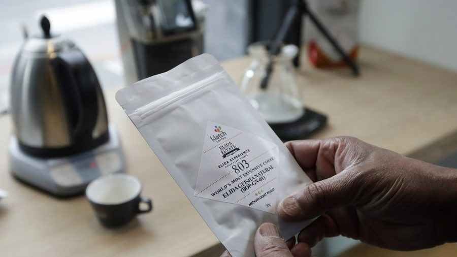 California Cafe Touts Its $75 Coffee as the World's Priciest