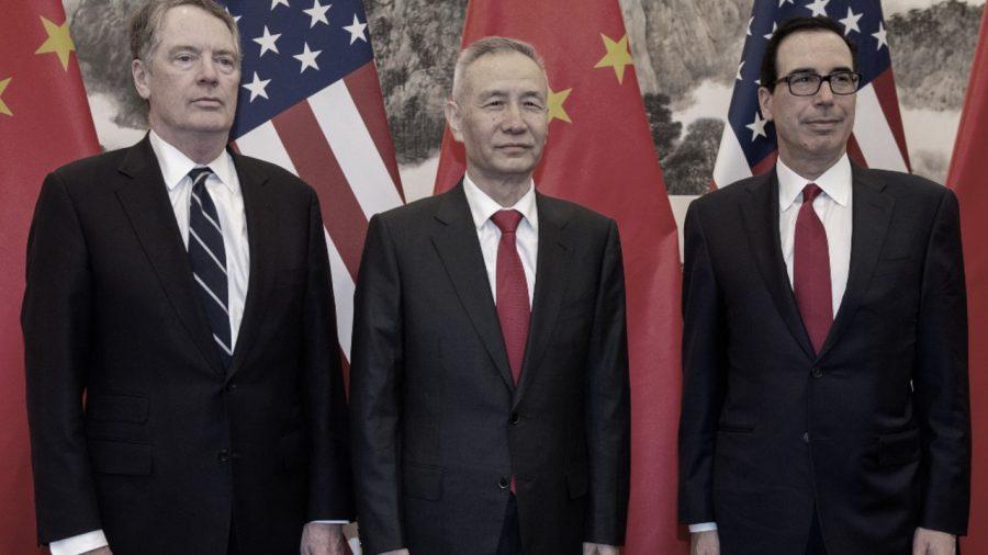 China, US Hold 'Productive' Trade Talks in Beijing, Treasury Secretary Says