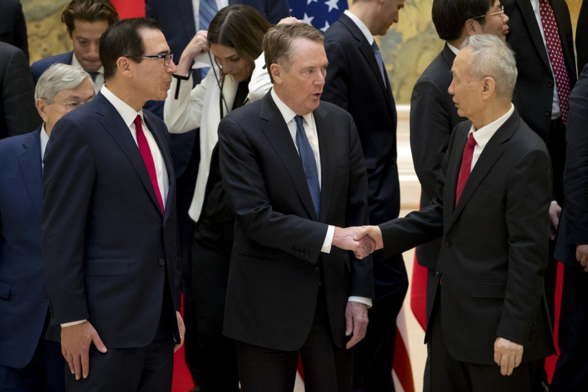 Liu he China vice premier