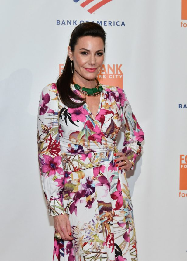 Luann de Lesseps attends the Food Bank For New York City Can-Do Awards Dinner