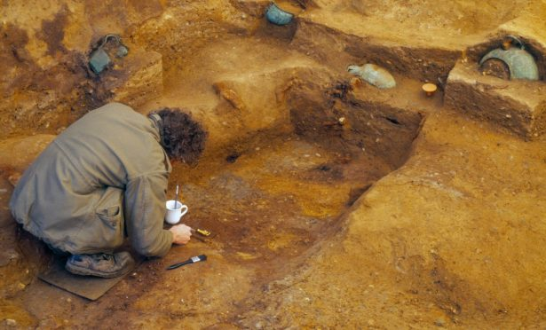 'British Tutankhamun Tomb' Discovered Next to Aldi Supermarket May Belong to Anglo-Saxon Royalty
